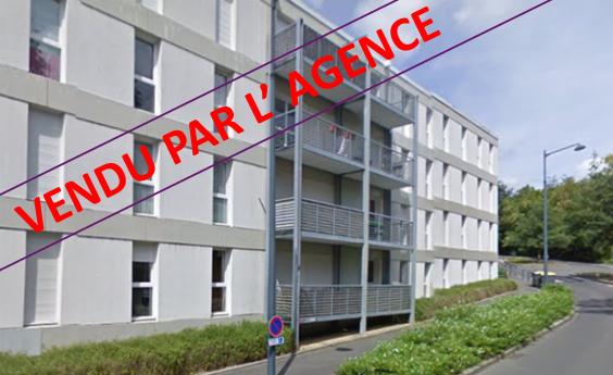 T3 quartier Beaulieu Rennes